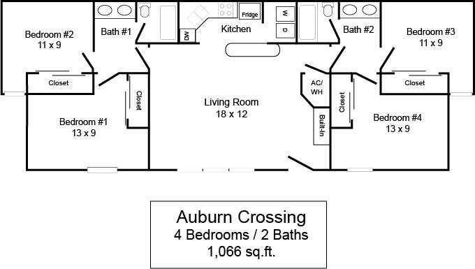 Auburn Crossing 4/2