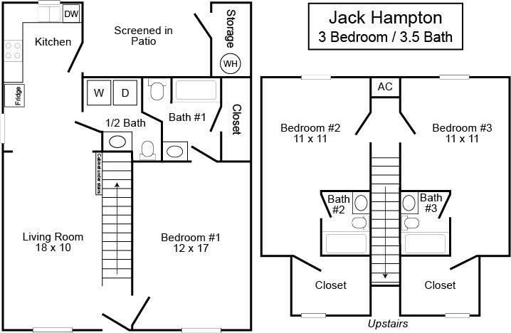 Jack Hampton 3/3.5