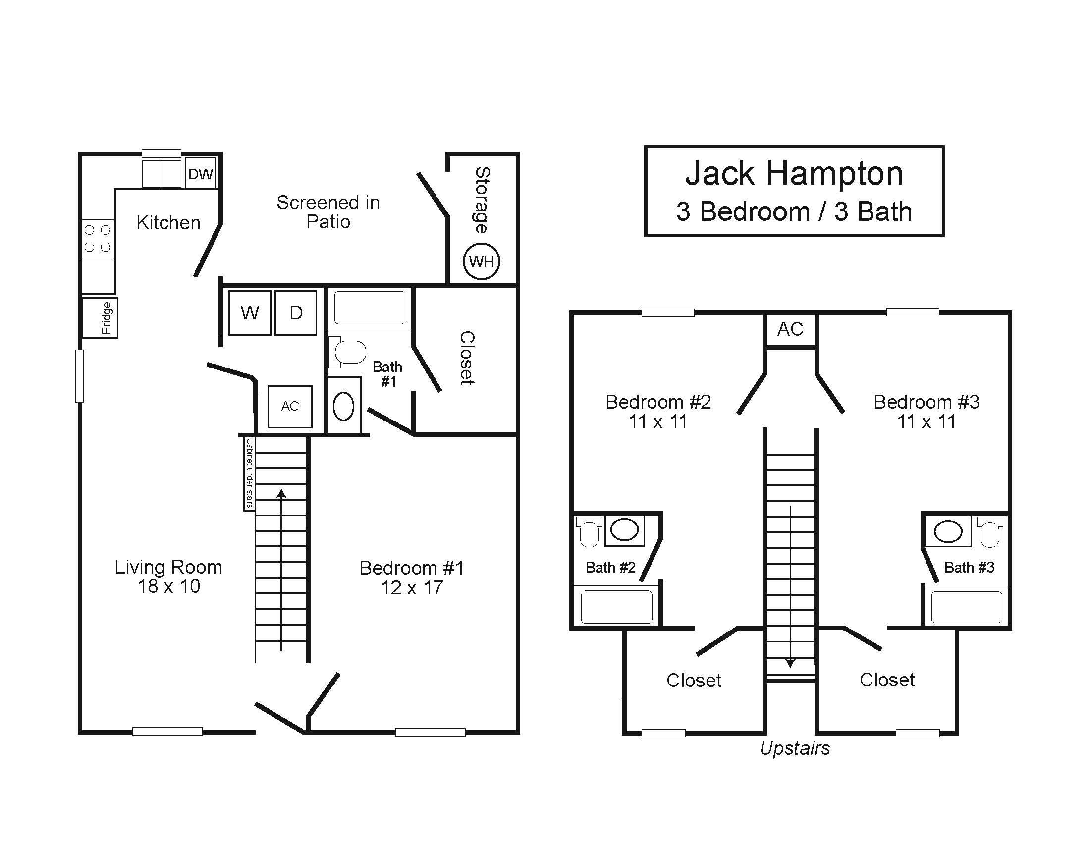 Jack Hampton 3/3