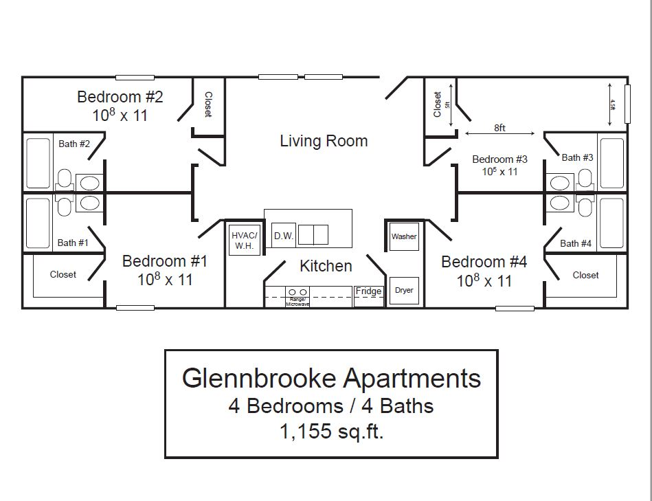 Glennbrooke Layout 2